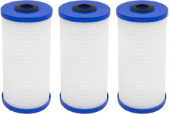 FilterLogic Whole House Water Filter ,Replacement for 3M™ Aqua-Pure™ AP810, AP801, AP811, Whirlpool WHKF-GD25BB